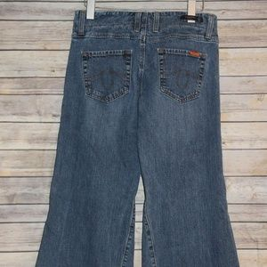 Vigoss Flare Jeans Wide Light Size 9 HW3039